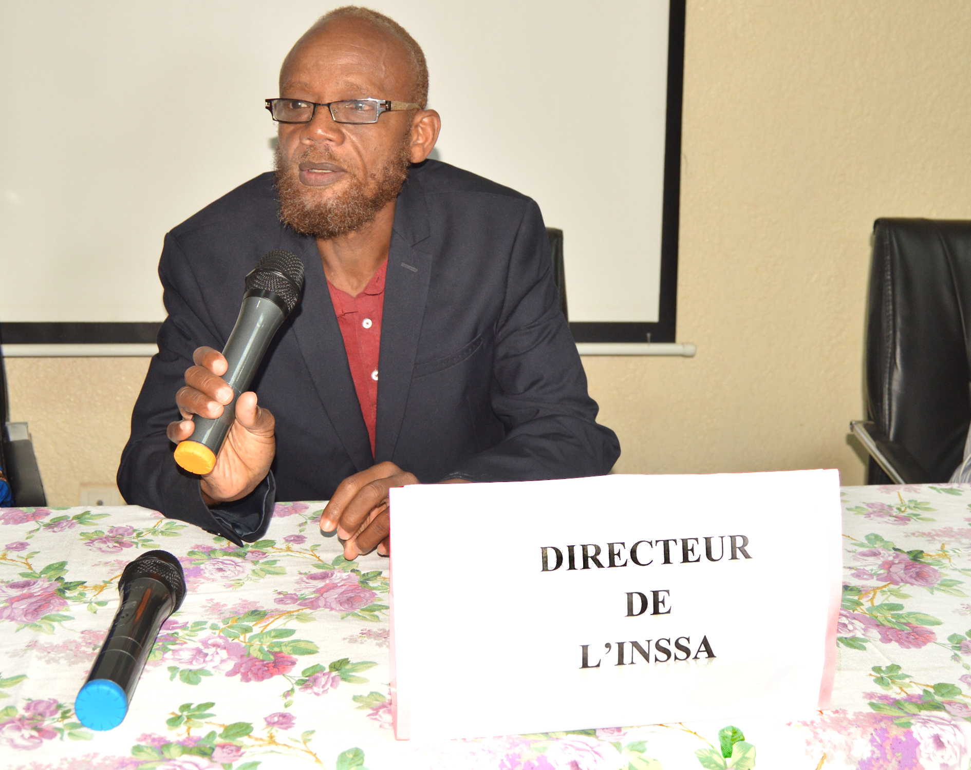 Directeur de L'INSSA